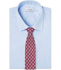 cravatta su misura, lanieri, torino seta bordeaux, quattro stagioni | lanieri