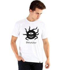 camiseta ouroboros espectador masculina - masculino