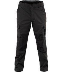 pantalon cargo hw dakota spandex carbon grey hardwork