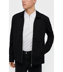 only & sons onsoliver jacket jkt jackor svart