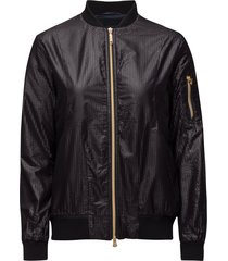 goldglowj outerwear sport jackets zwart peak performance
