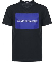 t-shirt korte mouw calvin klein jeans -