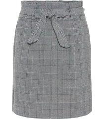 rok geruite mini