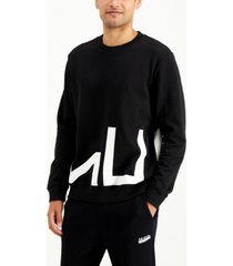 hugo men's dalmy sweatshirt