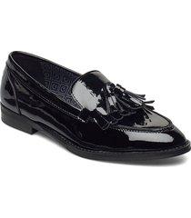 st beeton moccasin loafers låga skor svart gant