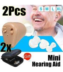 kit de audífonos tono ajustable kw,1 o 2 piezas