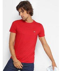 d1b79d0cbba57 Camisetas Jersey - Lacoste - 10 produtos com até 98% OFF - Jak Jil
