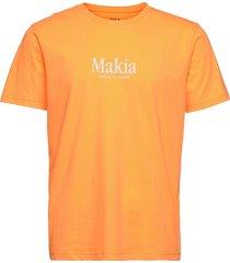 strait t-shirt t-shirts short-sleeved gul makia