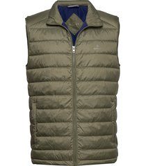 d1. the light down gilet vest groen gant