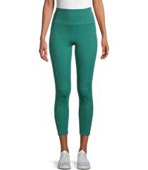 marika women's journey leggings - north sea - size l