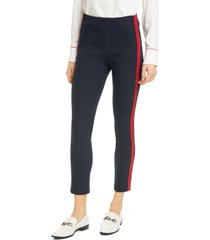 women's rag & bone simone side stripe slim pants