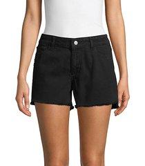 karlie boyfriend shorts