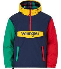 jacka / anorak popover jacket