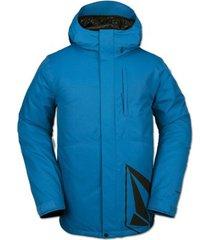 windjack volcom men's 17forty ins snowboard jacket