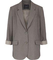 yasreemaj oversize blazer - ca tailoring