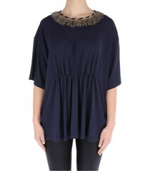 2dl00005-2j0008 short sleeve blouse