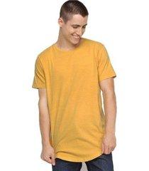 camiseta di nuevo longline masculina - masculino