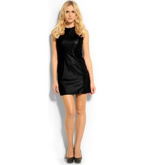 amalia dress - guess - jurken - zwart