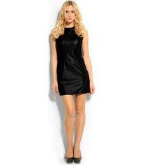 amalia dress - guess - jurken - zwart