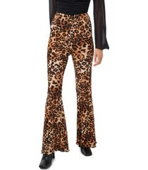 1.state pull on flare pants
