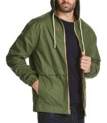 weatherproof vintage men's solid rain jacket