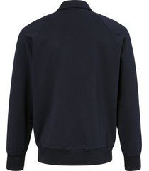 sportpak van vormvaste jersey van athlet sport blauw