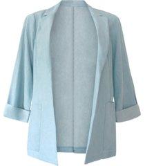 bcbgeneration open-front blazer
