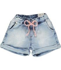 shorts feminino jeans moletom crawling jogger