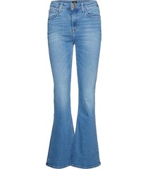 breese jeans boot cut blå lee jeans