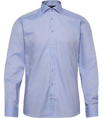 bs lowman skjorta business blå bruun & stengade