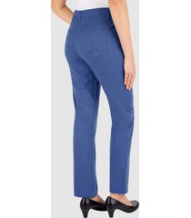 broek laura kent royal blue
