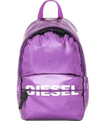 mochila bold back ii backpack morado diesel