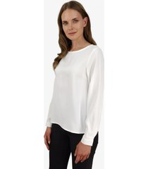 blusa emilia blanca jacinta tienda