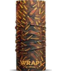bandana multifuncional reciclada erizo wild lama
