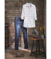 camicetta lunga (blu) - john baner jeanswear