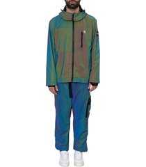 technical 2 in 1 utility jacket