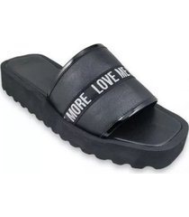sandalia negra dakini shoes eva