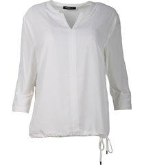 frank walder t-shirt s01601420 ecru