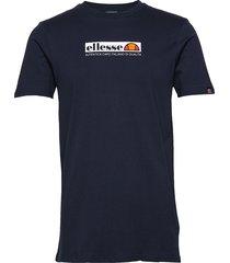 el offredi tee t-shirts short-sleeved blå ellesse