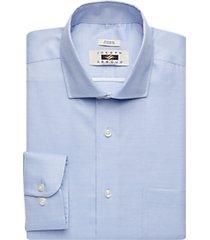 joseph abboud blue dress shirt