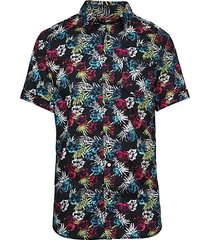 siakom printed cotton shirt