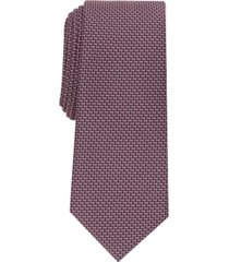 alfani men's puren mini tie, created for macy's