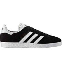 zapatilla negra adidas originals gazelle