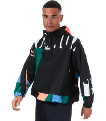 mens swim aop jacket