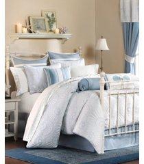 harbor house crystal beach 4-pc. queen comforter set bedding