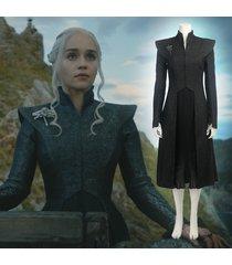 cosplay got halloween game of thrones season 7 daenerys targaryen dress costumes