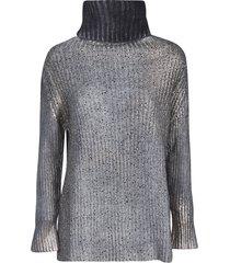 avant toi high neck sweater
