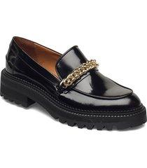 shoes 14710 loafers låga skor svart billi bi