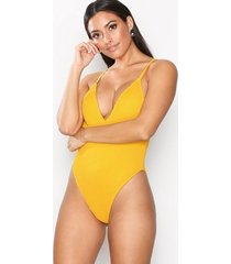 nly beach smock swimsuit baddräkter