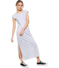 vestido gris al aniz tokyo